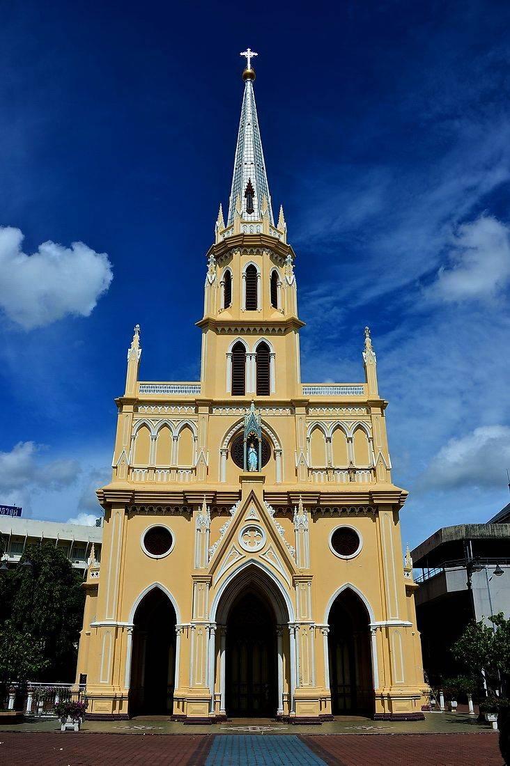 Kalawar Church Bangkok