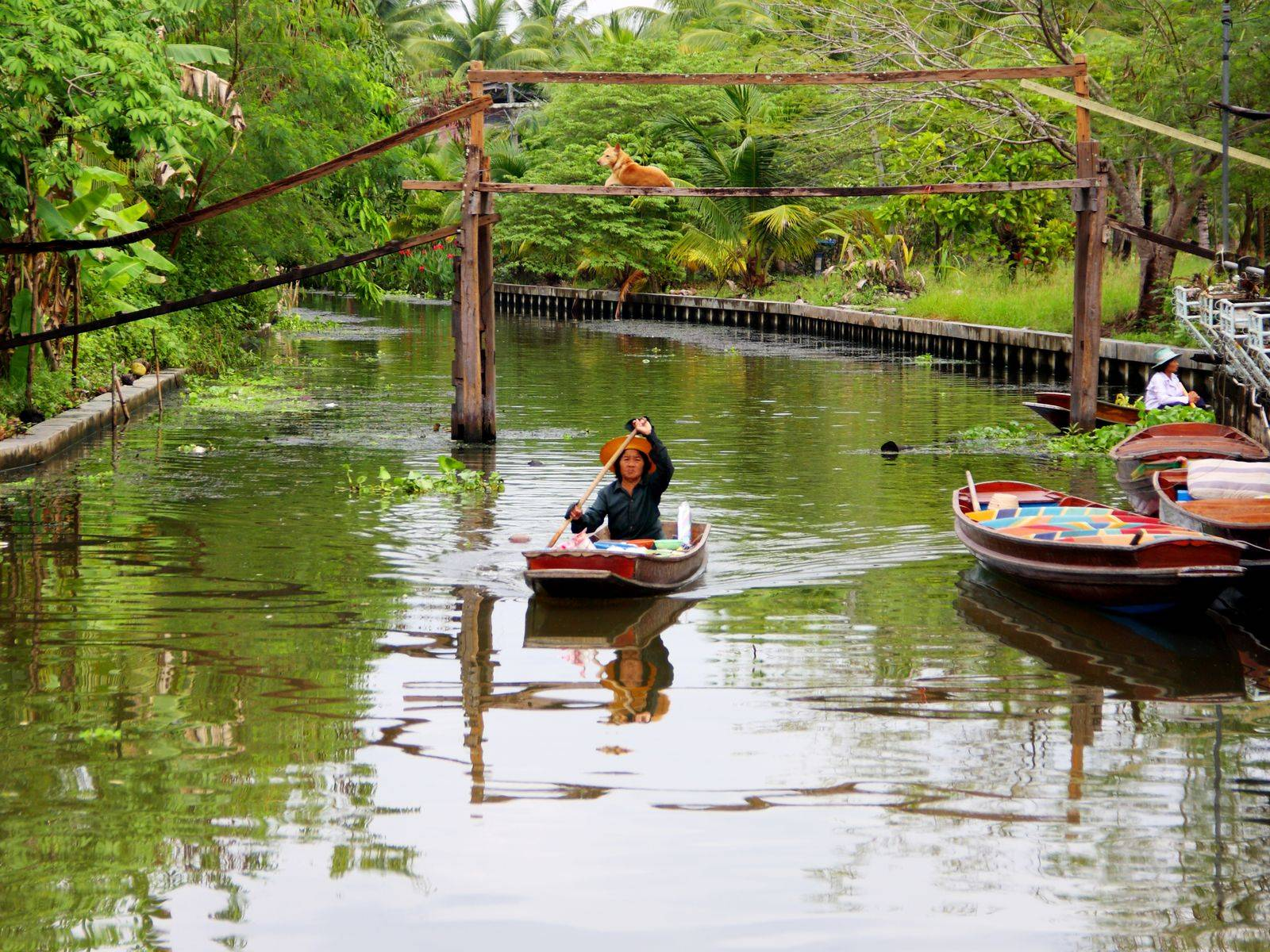 Samut Songkhram Selected Local Experiences