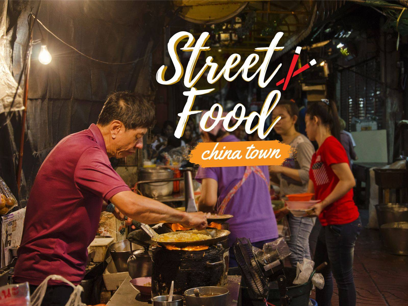 Taste Local Street Food in Bangkok's Chinatown