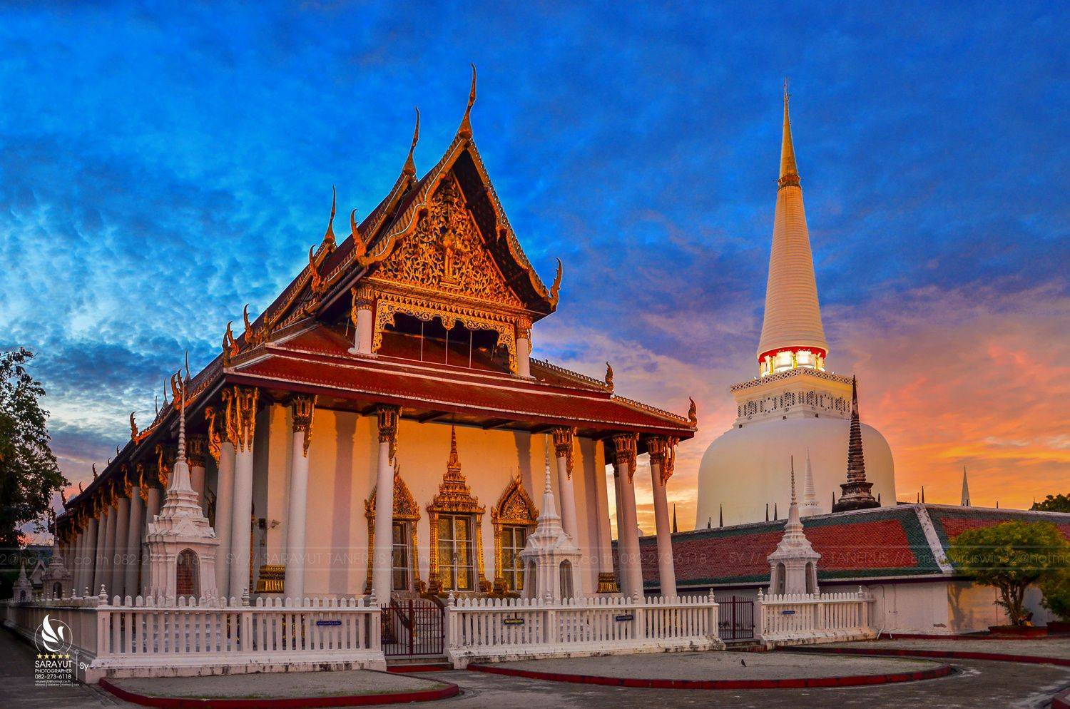 City Tour and Local Food in Nakhon Si Thammarat