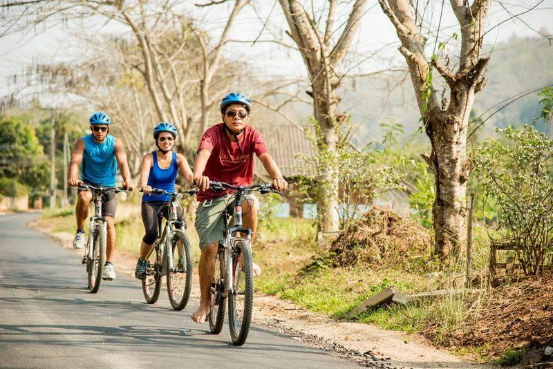 Joined Tour : Biking and Lisu Hill Tribe Village Tour