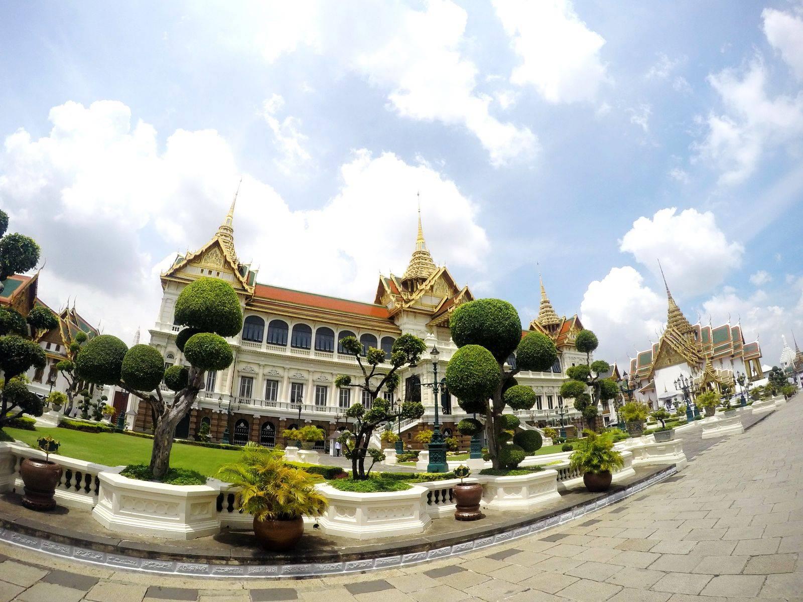 Temple Tour : highlight of Bangkok