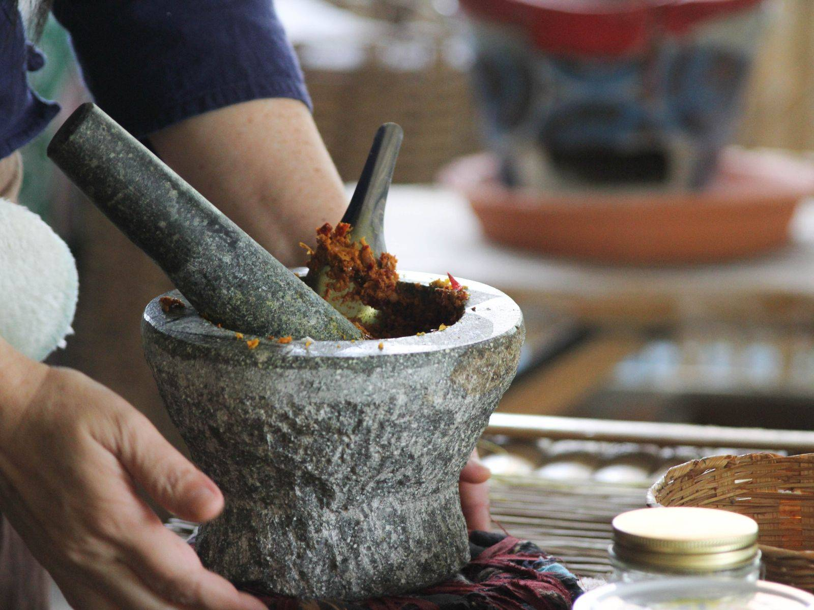 A Unique Lanna Cooking Experience!!!