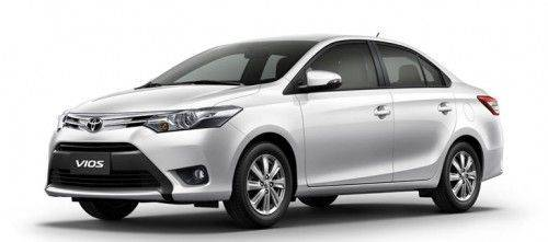 Car Rental (Toyota Vios) with Personal Driver