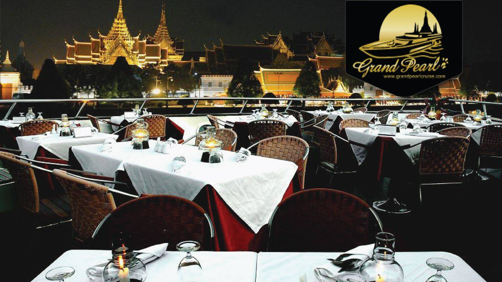 Grand Pearl Cruise: Luxury on the River