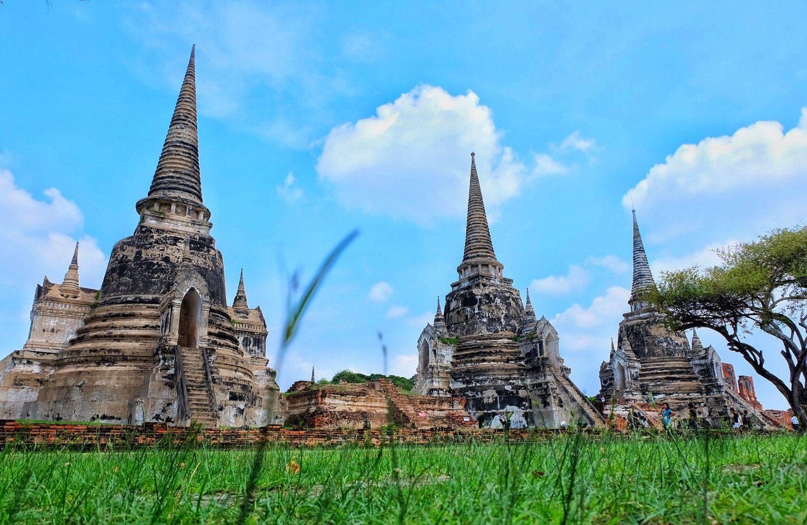 A Wonderful One Day Trip in Ayutthaya