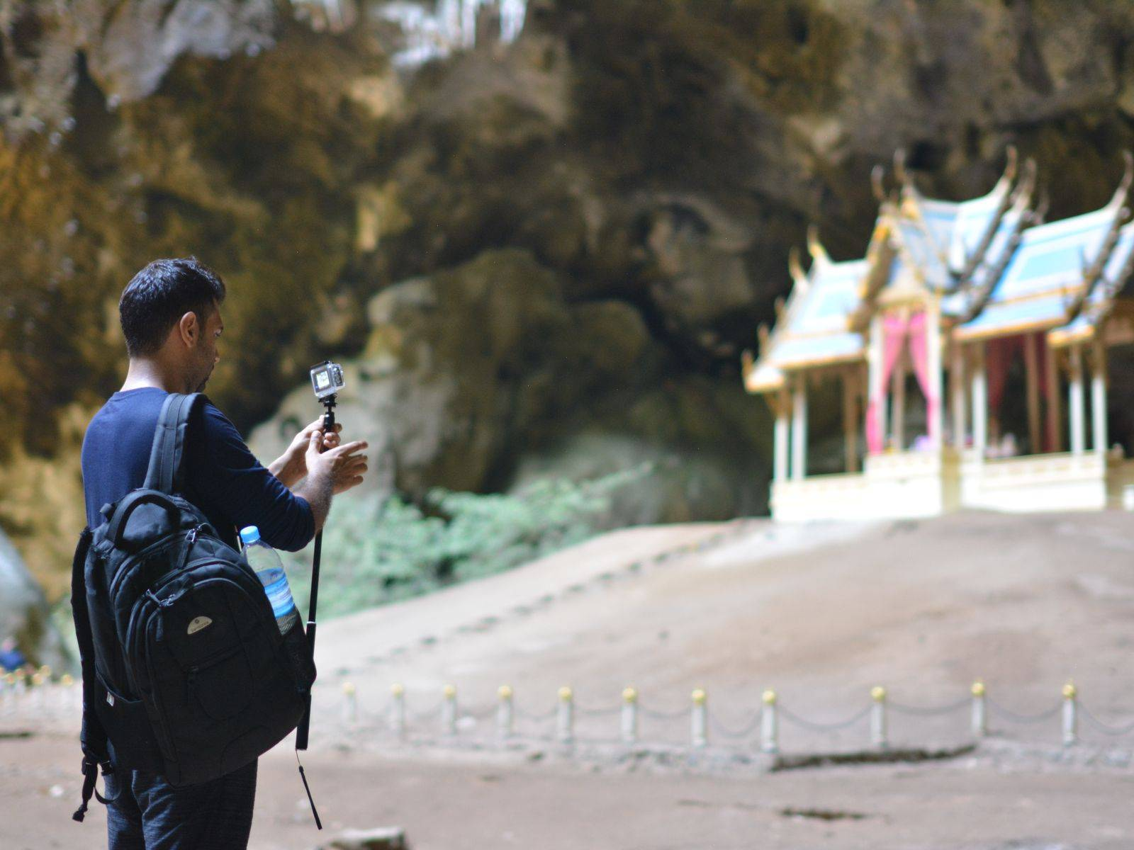 Eco Tour Trekking in Pranburi and Samroi Yot