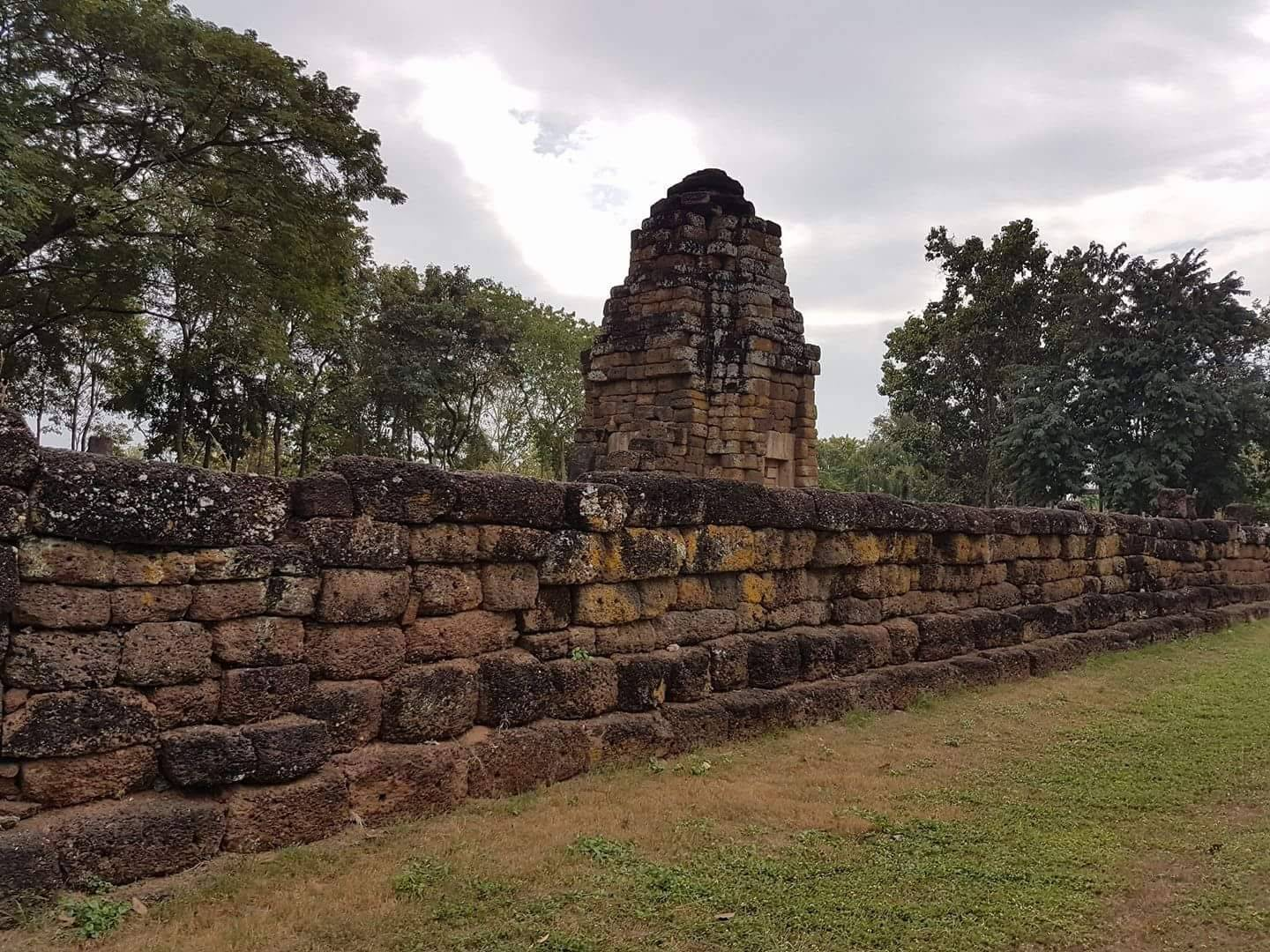 Story of Khon Kaen through temples and historical places