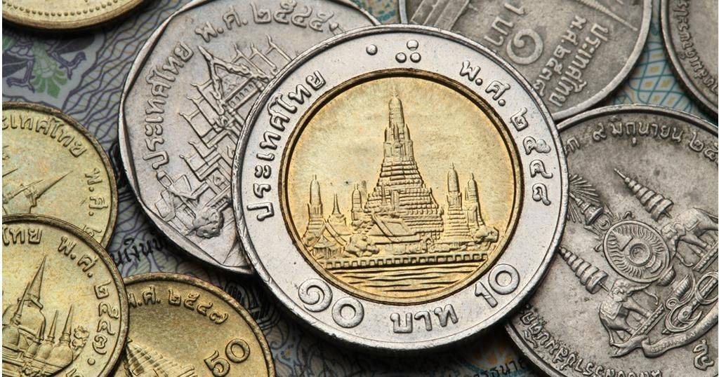 Finding Real Places from Thai Baht Coins