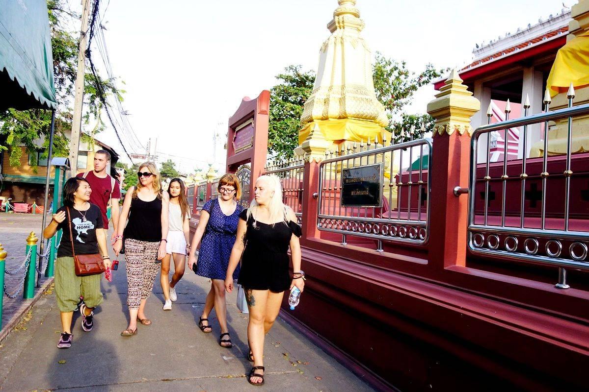 Street Food Trails Thonburi
