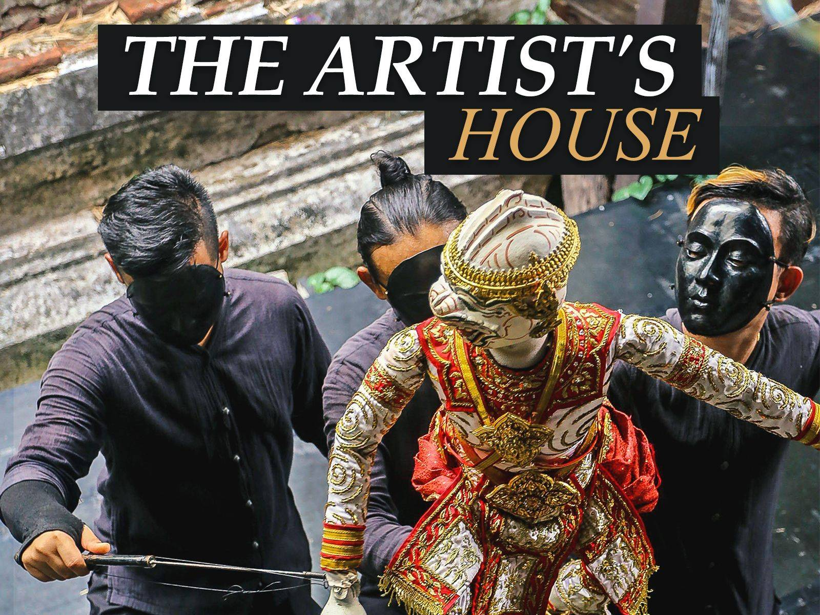 Explore Hidden Gem of Bangkok at The Artist's House