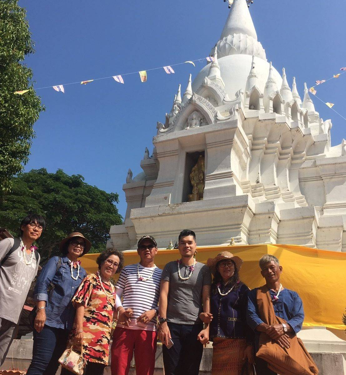 Sightseeing Temples of Chainat