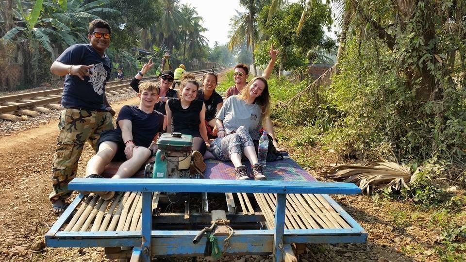Countryside tour by Tuk Tuk