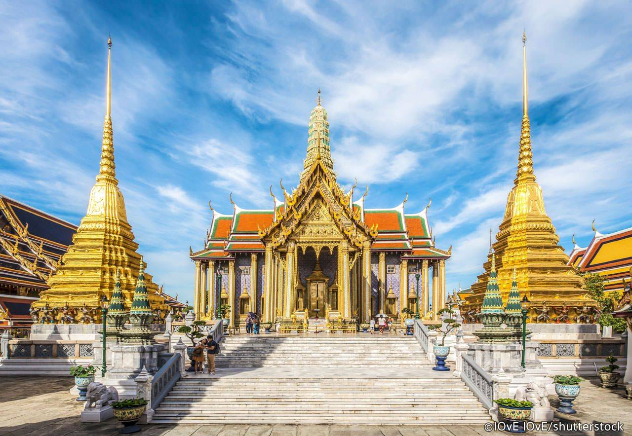 Bangkok Highlight City Tour