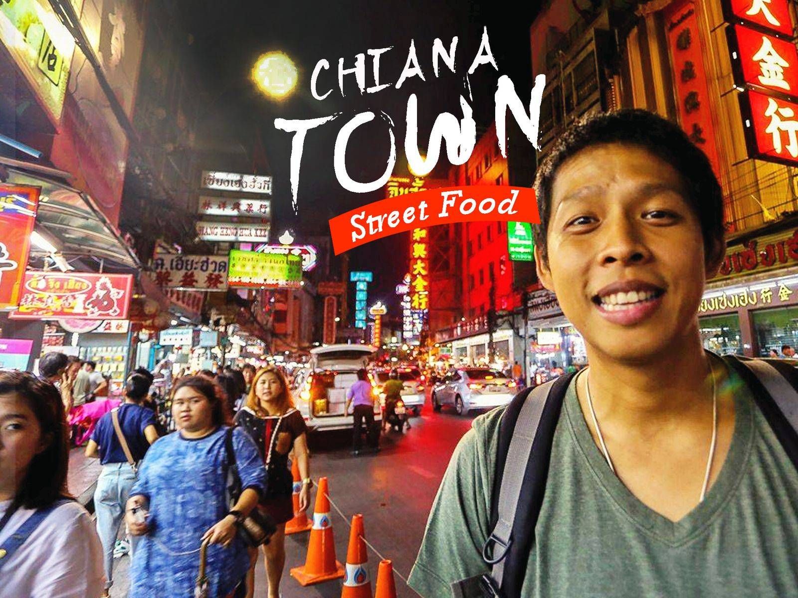 Follow the street food trail of Chinatown