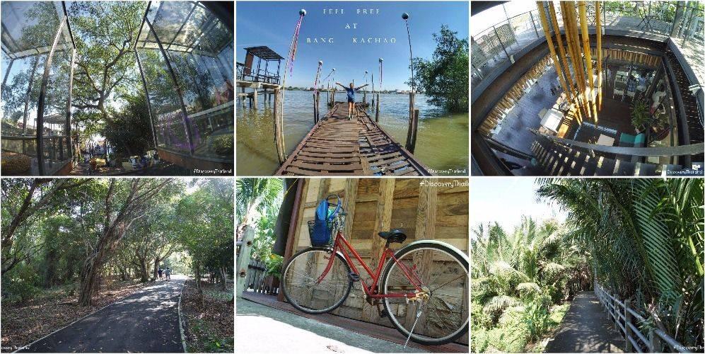 """1 Day Trip at Bang Kachao """"The Lungs of Bangkok"""""""