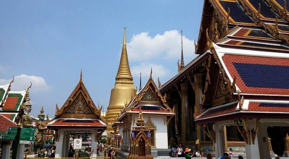 Grand Palace & Bangkok Old Town Tour