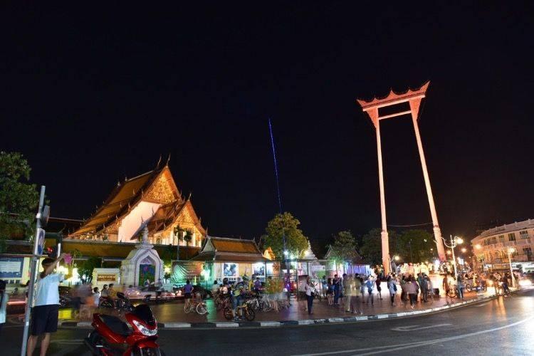 Bangkok's awesome Tuk Tuk Night Tour