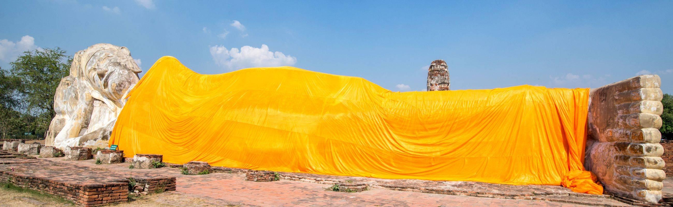 Ayutthaya in A Nutshell - Historic City