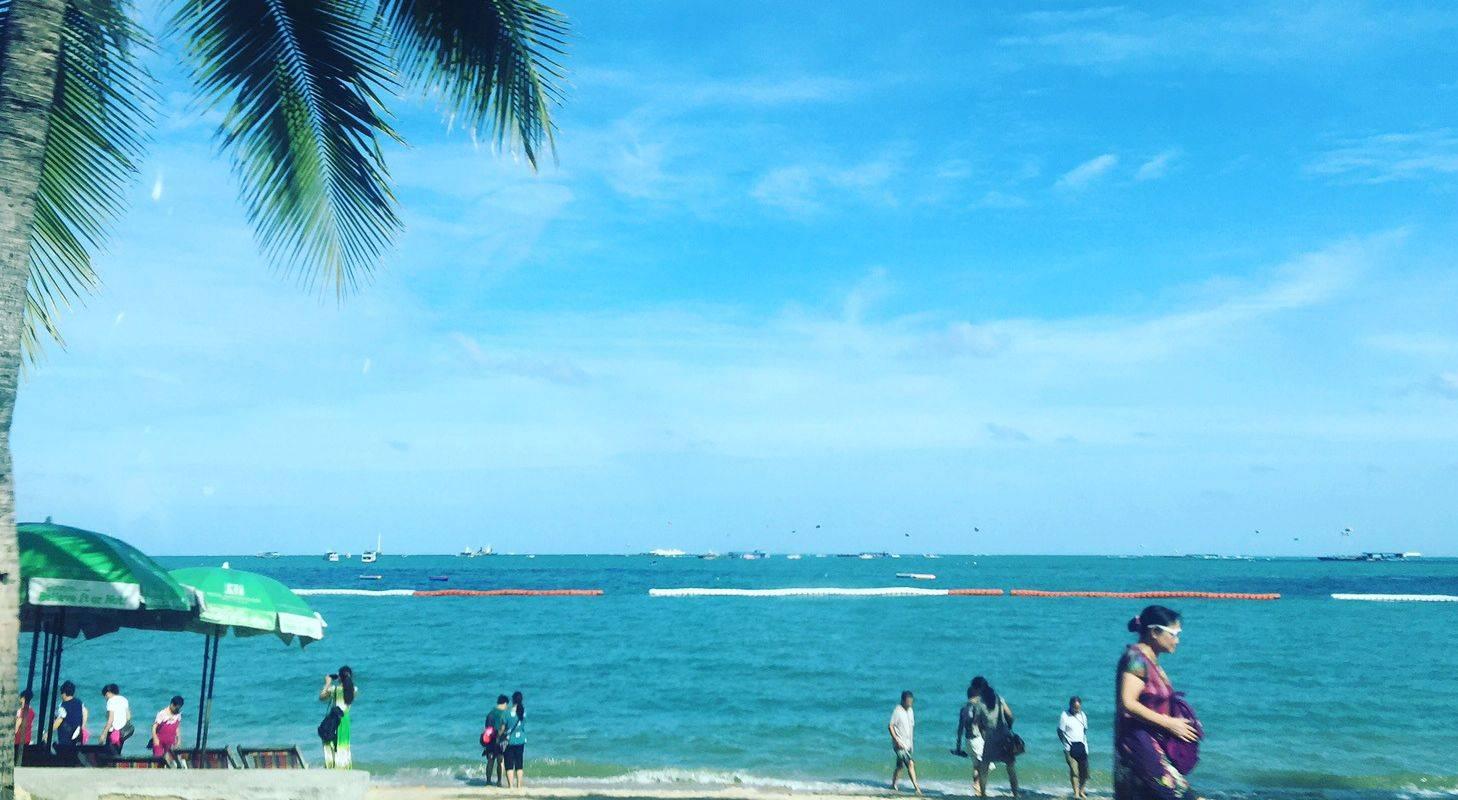 See Pattaya City, Jomtien Beach and Floating Market