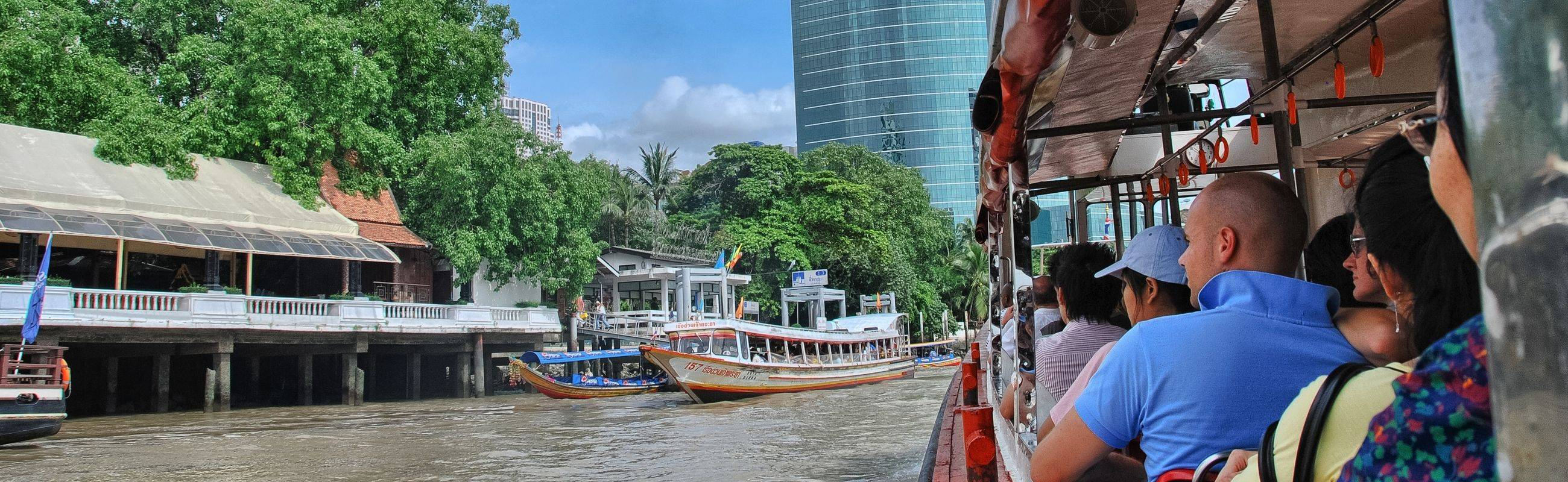 Explore Bangkok by Boat & China Town