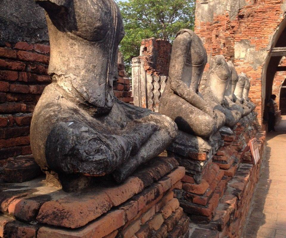 One day trip in Ayutthaya with Elephant Park