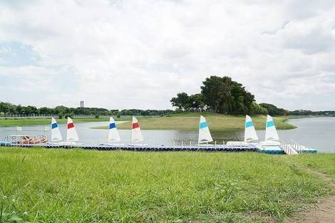 Jog in Suan Luang Park and Have Fun with Water Sports