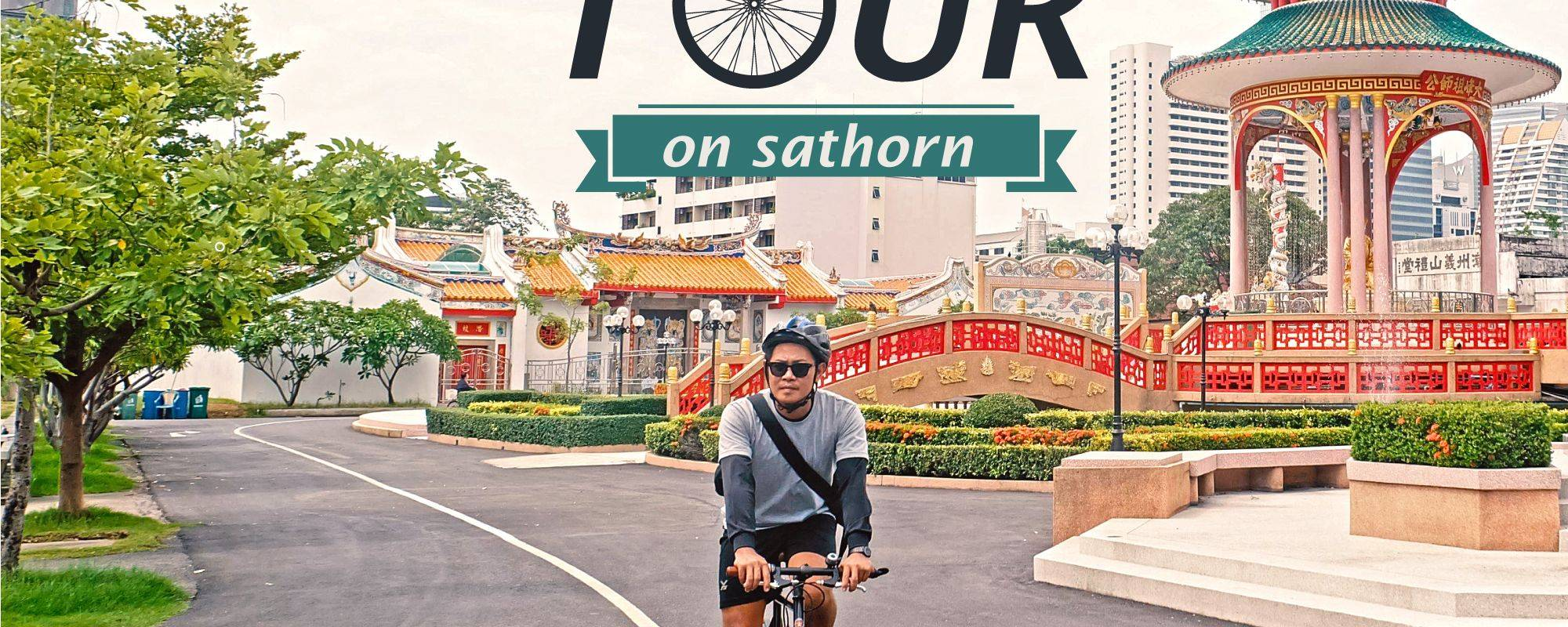 Unseen Sathorn : 4 Religions & 5 Cultures