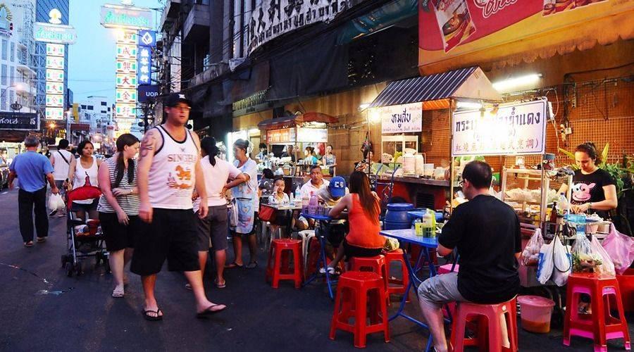 See Yaowaraj, Bangkok's Chinatown, on This Food Tour