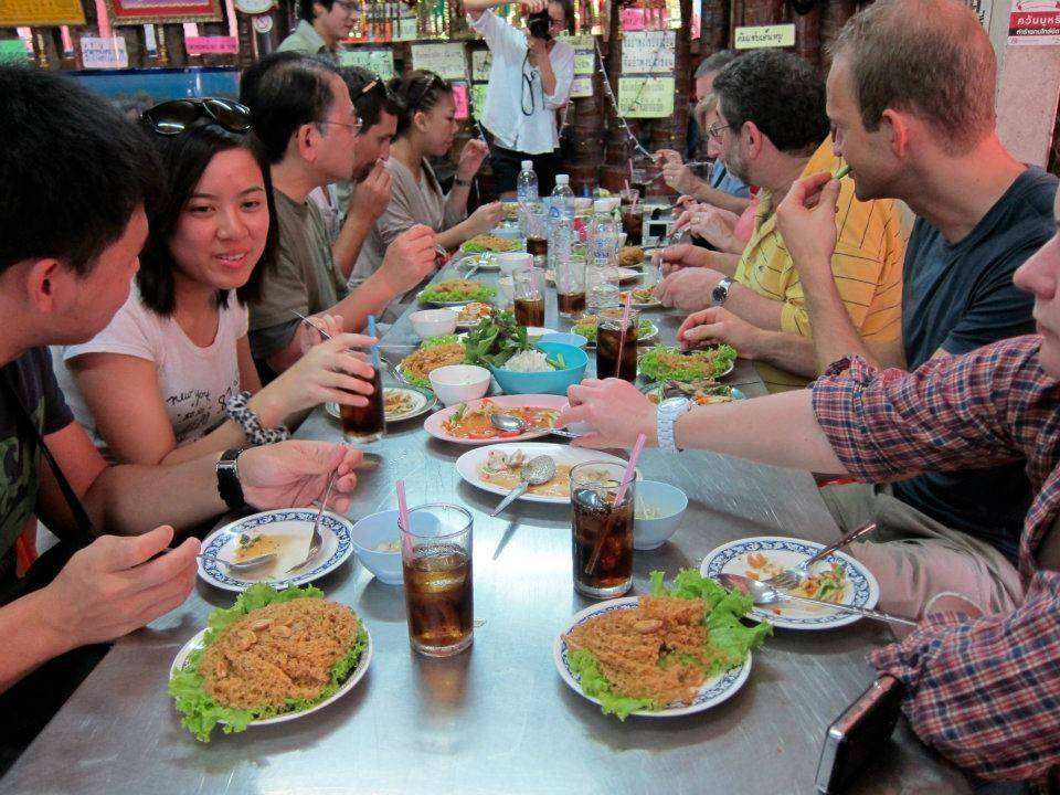 Historic Bang Rak Food Tasting and Cultural Tour