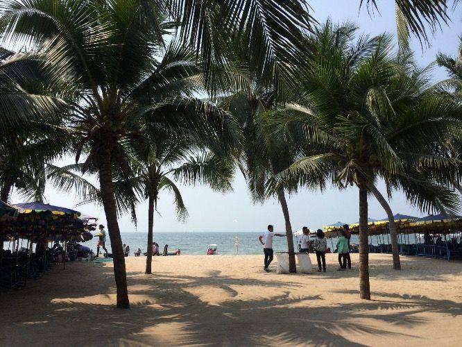 Discover Beach Side Fun in Bang Saen!
