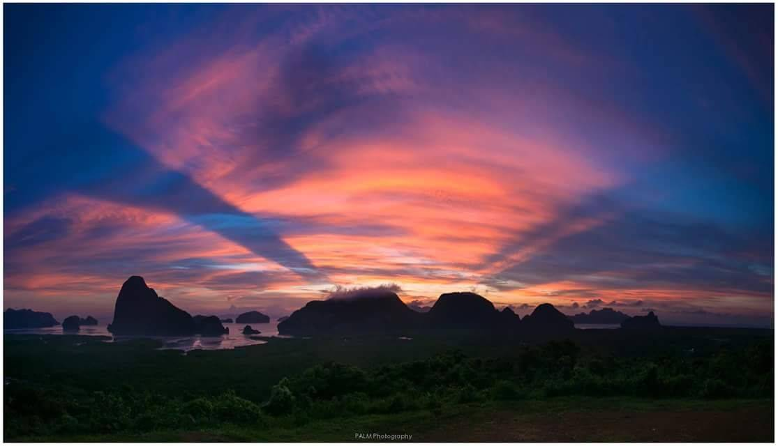 Trekking to Samed Nang Chee Viewpoint : Unseen Place in Phang-Nga