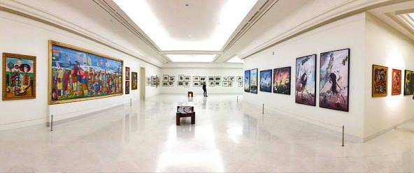 One fine day with two best museums in Bangkok (BACC and MOCA)
