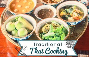 Home Cooking Class at Baan Thai