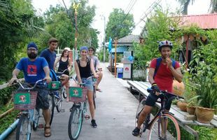Koh Kret 1 day trip: Cycling & Meet local