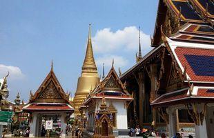 Grand Palace & Bangkok Old Town Tour