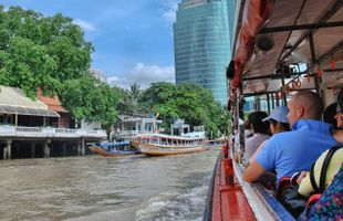 Explore Bangkok by Boat with a Local Expert