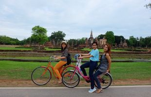 Sukhothai Historical Park - Explore the World Heritage