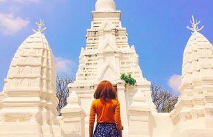 Be ready to explore Wat Phraputtabat the treasure of Saraburi