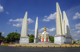Ratchadamnoen Area Tour