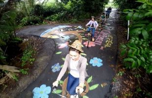 Unique Cycling Trip in Bangkok Oasis Bang Krachao