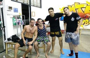 Let's do Muay Thai !