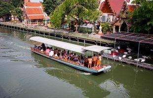 Kwan Riam Floating Market Tour
