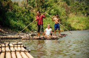 Rafting and Lisu Lodge Adventure Tour