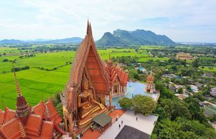 Exploring The City Tour at Kanchanaburi - A Dream Destination