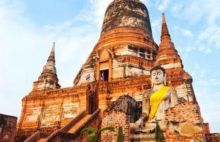 Ayutthaya Day Tour From Bangkok