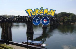 Pokémon Go! Catching trip in Kanchanaburi!