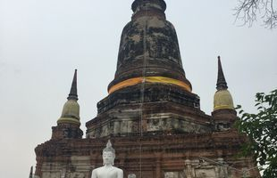 Ayutthaya Tours : Bang Pa-in Palace, Historical Temples and Floating Market