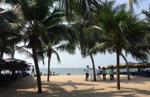 Discover Beach Side Fun in Bang Saen!