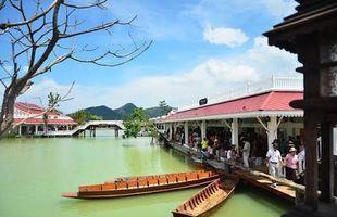 Hua Hin City Tour & Amphawa Floating Market